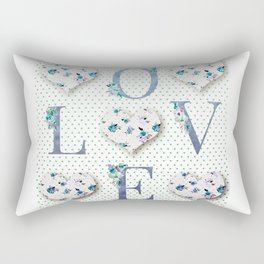 Country love Rectangular Pillow