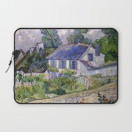 Vincent Van Gogh Houses At Auvers Laptop Sleeve