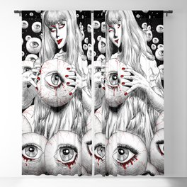 Spirits Of The Dead Blackout Curtain
