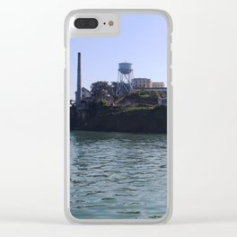 Alcatraz Clear iPhone Case