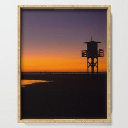 Tarifa sunset Serving Tray