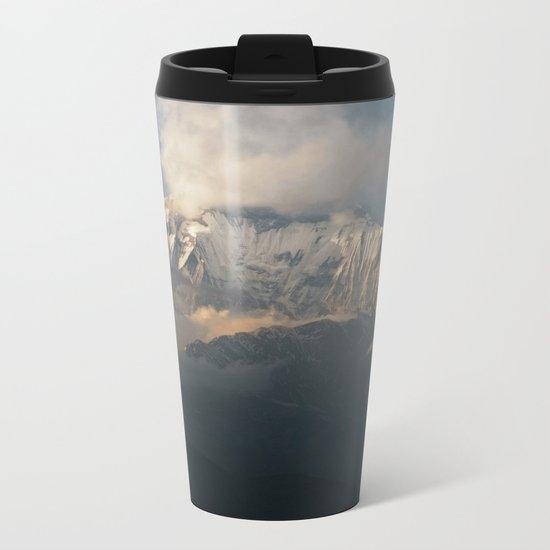 Nepal Metal Travel Mug