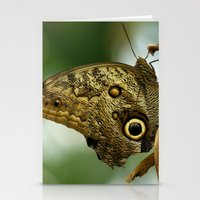 camouflage Stationery Cards featuring Camouflage by Monica Ortel ❖