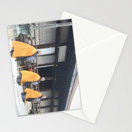 3 Monks Stationery Cards