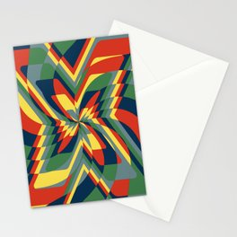 """""""X"""" stract Stationery Cards"""