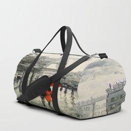 Paris Paris Duffle Bag