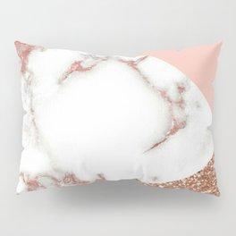 Elements of Pink Pillow Sham