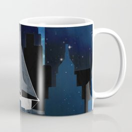 City Sailing Coffee Mug