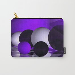 3D - abstraction -121- Carry-All Pouch