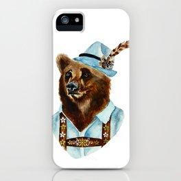 Bear-Varian  iPhone Case
