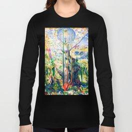 Joseph Stella Tree of My Life Long Sleeve T-shirt