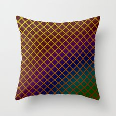 Geometric Abstraction. Throw Pillow