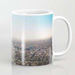 View of the Angels Coffee Mug