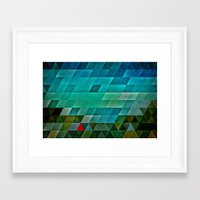 road Framed Art Prints featuring road by Spires