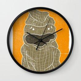 Flaco Saco Paco Wall Clock