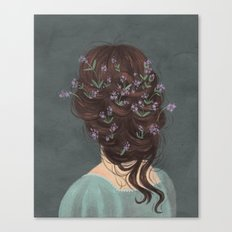 Wildflower Canvas Print