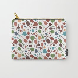 WINE LOVERS PATTERN Carry-All Pouch