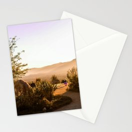 Her Trail Stationery Cards