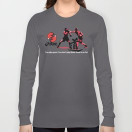 Qi-Boxe - You don't Play Boxe Long Sleeve T-shirt