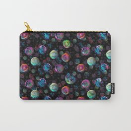 Marble Bubbles Carry-All Pouch