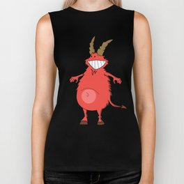 Belly monster Biker Tank