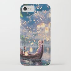 Tangled - When Will My Life Begin iPhone 7 Slim Case