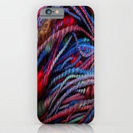 Handspun - December iPhone Case