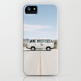 California Westafalia iPhone Case