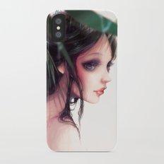 Le dernier bain. iPhone X Slim Case
