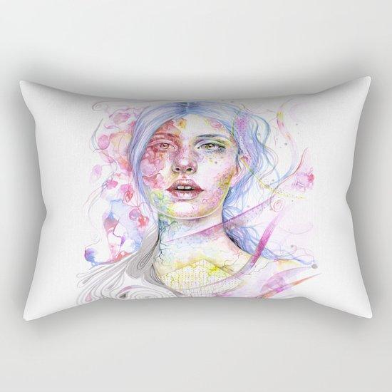 Every Word Will Shape Me Rectangular Pillow