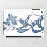 calligraphy iPad Cases featuring Calligraphy by MargherittaVi