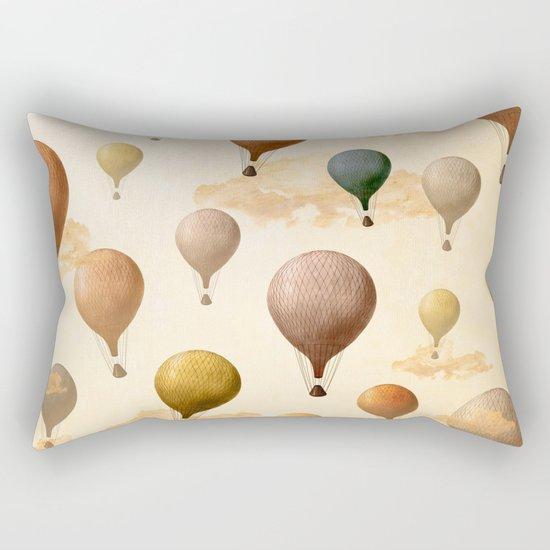 Voyagers Pattern Rectangular Pillow