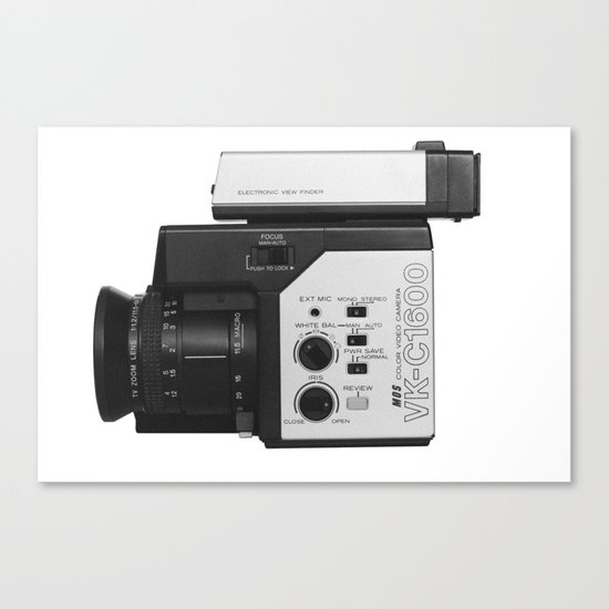 Tape it. Canvas Print