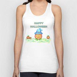 Hilbillie pumpkin Unisex Tank Top