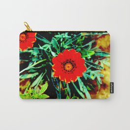 Gazania Flower Carry-All Pouch