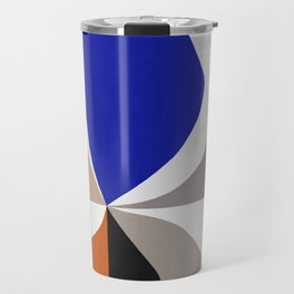 Abstract Art VIII Travel Mug