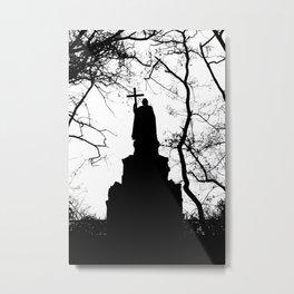 eternal silhouette Metal Print
