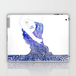 Water Nymph XXXVII Laptop & iPad Skin