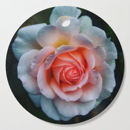 Favorite Rose -Queen Mary's Rose Garden Cutting Board