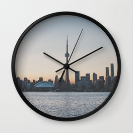 Toronto IV Wall Clock