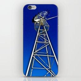 NO WIND NO DREAMS iPhone Skin