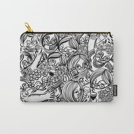 """Pachanga"" Carry-All Pouch"
