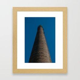 The Chimney Framed Art Print