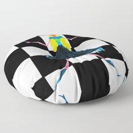 Pop Star Singer Floor Pillow
