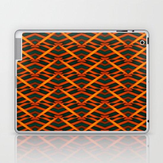 GEOMETRIC MARANTA Laptop & iPad Skin