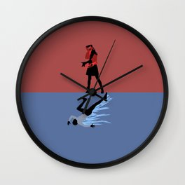 MCU – Maximoff Twins Wall Clock