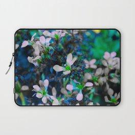 TheBlues Flower Laptop Sleeve