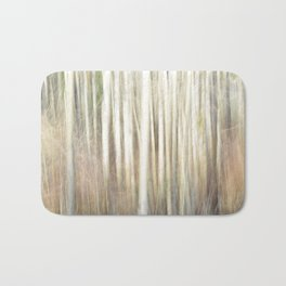 Abstract Aspens Bath Mat
