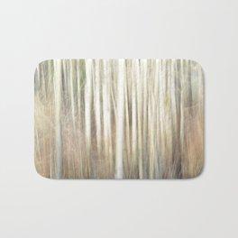 Abstract Aspens Bath Mat