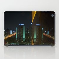 seoul iPad Cases featuring Seoul Reflection by Anthony M. Davis